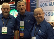 Ron Bonnstetter, Bill Bonnstetter, Ron Price, HTG